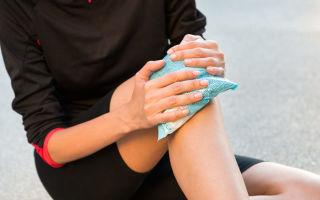 Воспаление связок коленного сустава: причины, симптомы и лечение
