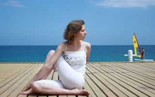 Йога для позвоночника и суставов: комплекс асан