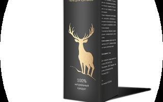 Гель Пантогор: инструкция, состав, цена и применение