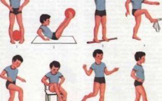 Профилактика плоскостопия у детей и взрослых