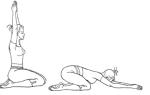 Упражнения при болях в пояснице: лечебная гимнастика