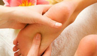 Шишка на пятке: причины, лечение и симптомы с фото