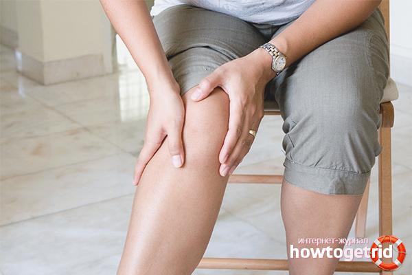 Помощь при судорогах ног в домашних условиях: лечебные меры