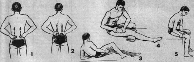 Выполнение массажа тазобедренного сустава при коксартрозе