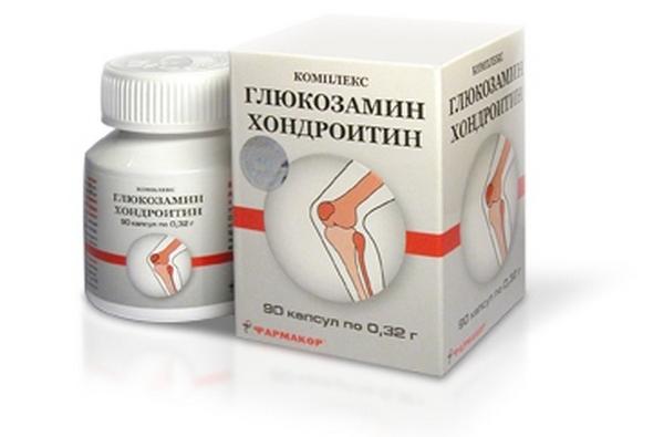Глюкозамин-Хондроитин комплекс: инструкция, цена
