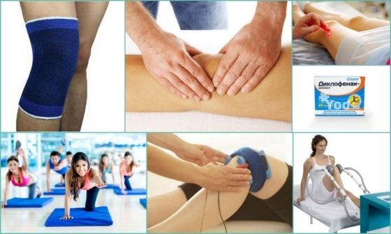 Особенности лечения гемартроза коленного сустава
