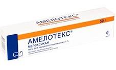 Амелотекс таблетки от чего помогает