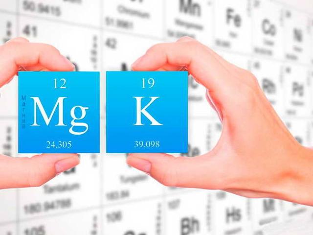 Препараты калия и магния при судорогах: обзор средств