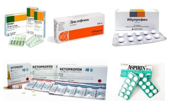 Медикаментозное лечение ишиаса