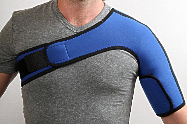 Реабилитация после перелома плеча: упражнения, массаж