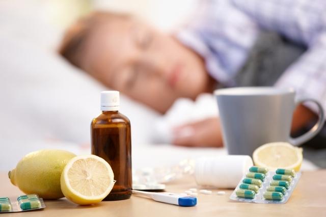 После гриппа возникло осложнение на суставы