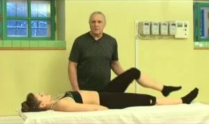 Гитт Виталий Демьянович: упражнения при шейном остеохондрозе
