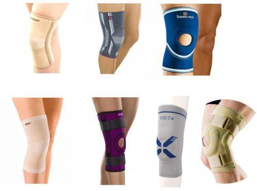 Бандаж на коленный сустав как подобрать