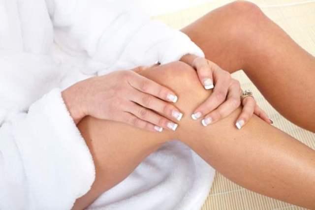 Боль в колене — лечение народными средствами