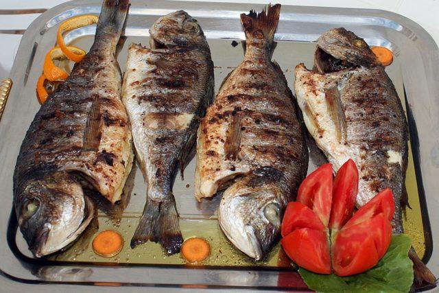Какую рыбу можно есть при подагре