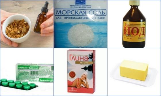 Мазь от гигромы — перечень эффективных препаратов