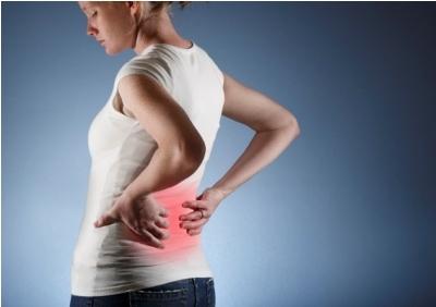 Боли в спине при сидении