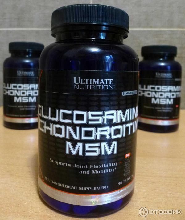 glucosamine chondroitin msm: инструкция, цена и эффективность