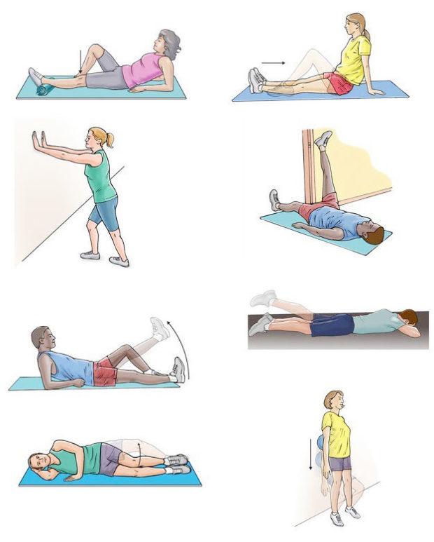 Реабилитация после удаления мениска коленного сустава артроскопией