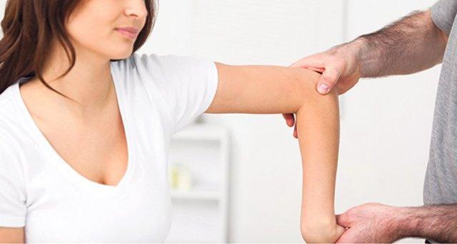 Невралгия локтевого нерва — причины, лечение, симптомы
