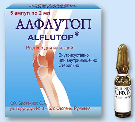 Румалон или Алфлутоп - что лучше выбрать при патологии суставов