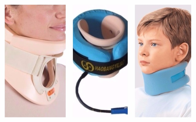 Выбираем лучший шейный бандаж при остеохондрозе