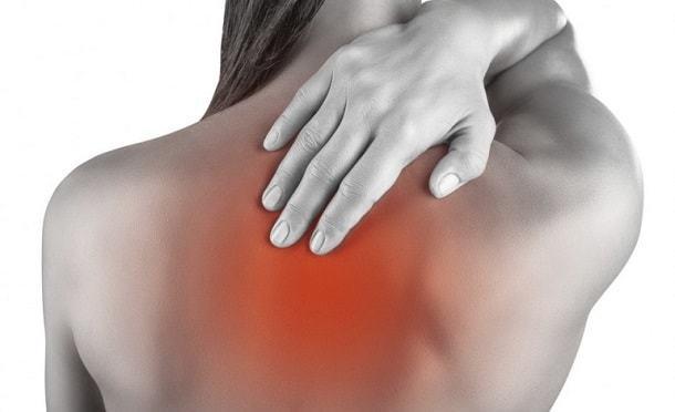 Боли в шее справа причины лечение