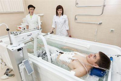 Лечение грыжи позвоночника в санаториях России