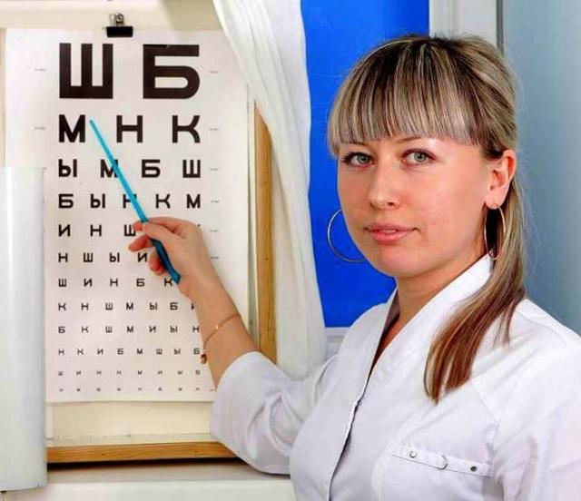 Почему появляется мерцание в глазах и лечение