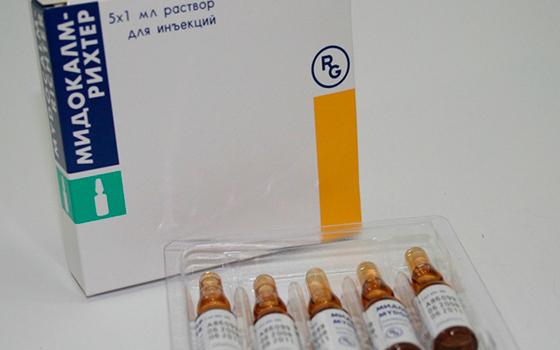 Мидокалм при остеохондрозе: применение и эффект