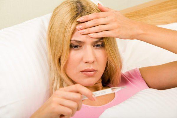 Может ли быть температура при остеохондрозе