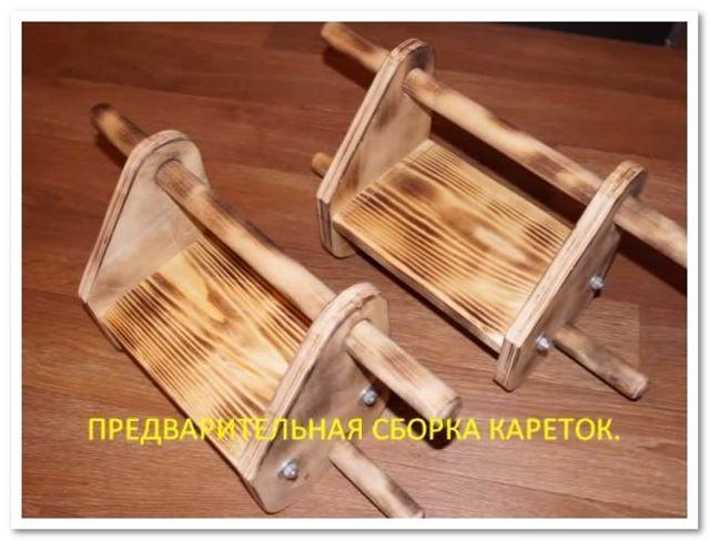 Доска Евминова — изготовление тренажера своими руками