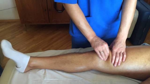 Физиотерапия при лечении артроза коленного сустава