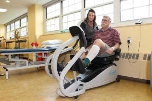 Велотренажер при артрозе коленного и тазобедренного сустава