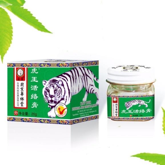 Мазь Белый Тигр: инструкция по применению, цена, состав