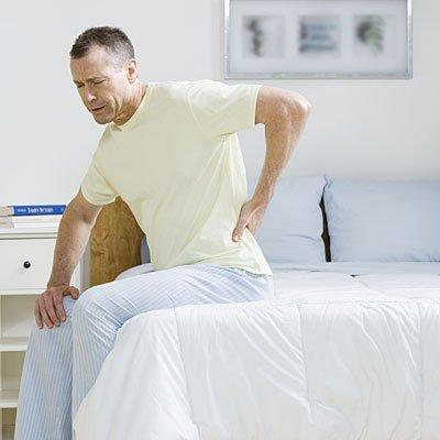 Выбираем ортопедический матрас при остеохондрозе