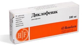 Обезболивающие таблетки при болях в спине: обзор препаратов