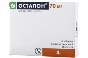 Таблетки Осталон: инструкция по применению, состав