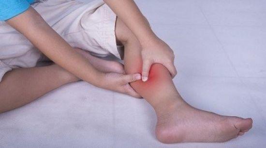 Болит на левой ноге икра