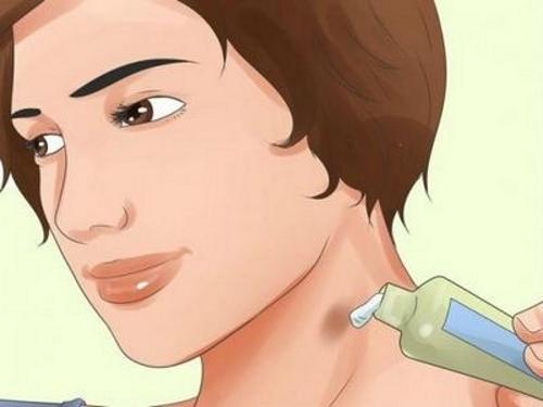 Зубная паста от синяков: польза, способ применения