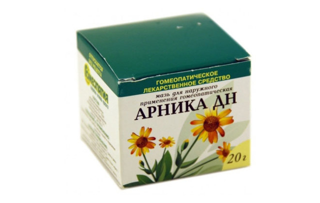 Мазь от синяков и гематом — эффективные препараты