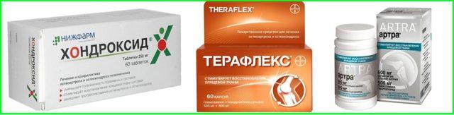Терафлекс — инструкция по применению, цена, состав