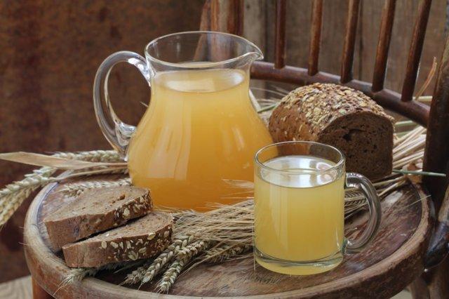 Квас при подагре: полезен или вреден напиток