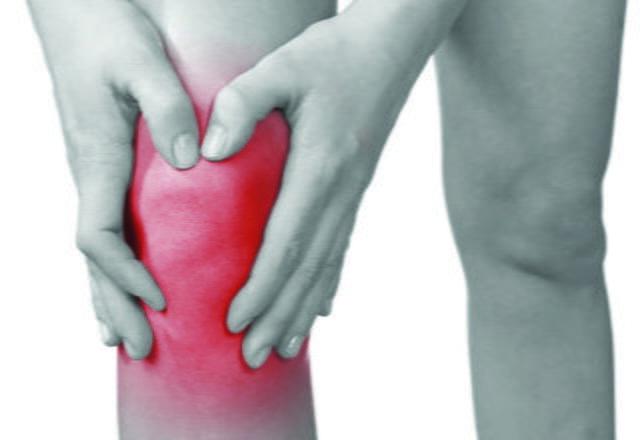 Воспаление мягких тканей коленного сустава