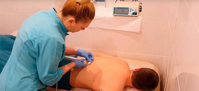 Карбокситерапия — газовые уколы для спины и суставов