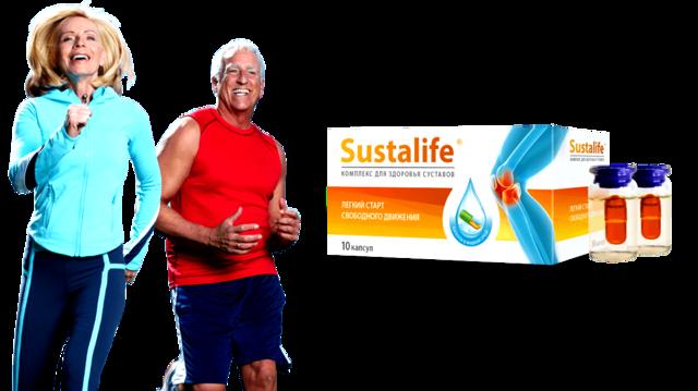Применение препарата Сусталайф для здоровья суставов