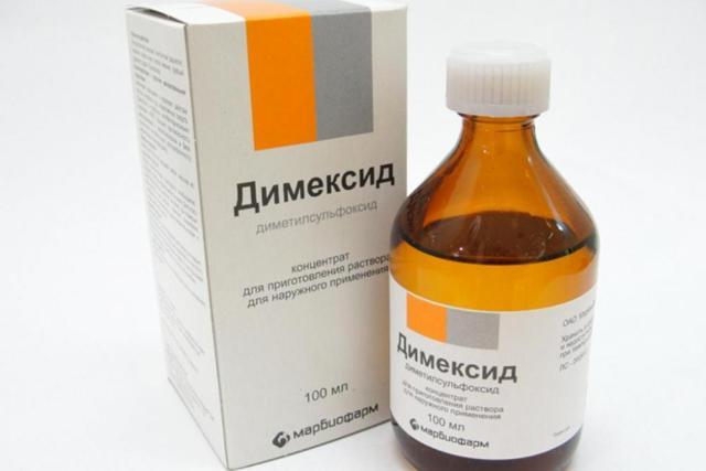Лечение пяточной шпоры Димексидом: особенности применения и ограничения