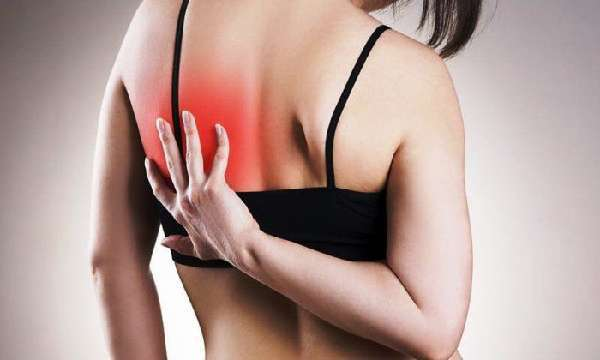 Невралгия под лопаткой: причины, симптомы, лечение
