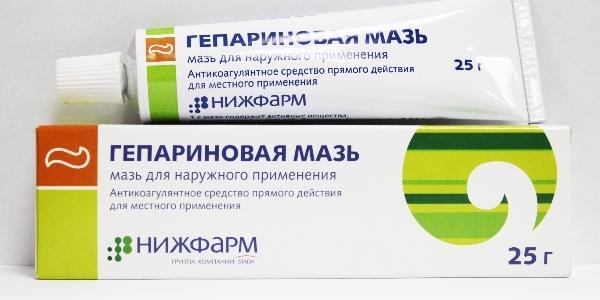 Мазь от синяков на лице — эффективные препараты