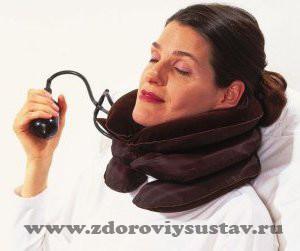 Воротник Шанца – ортопедическое устройство для лечения заболеваний шейного отдела позвоночника